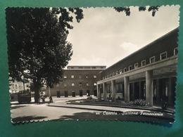 Cartolina Caserta - Stazione Ferroviaria - 1954 - Caserta