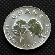 Ghana 50 Cedis 1999. Km31a. Freedom And Justice. Uncirculated Coin - Ghana
