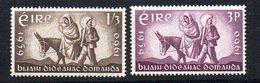 Serie  Nº 144/5  Irlanda - 1949-... República Irlandése