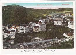 Karlovy Vary Antiquites - Mlynska Kolonada - Blick Von Der Hubertusburg, Karlsbad - (Ceska Republica) - 1994 - Tsjechië