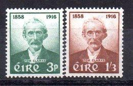 Serie  Nº 136/7  Irlanda - 1949-... República Irlandése