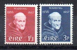 Serie  Nº 134/5  Irlanda - 1949-... República Irlandése