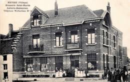 Belgique - Meise - Meysse ( Village )  - Brasserie Saint-Martin - Laiterie-Restaurant - Meise