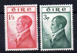 Serie  Nº 120/1  Irlanda - 1949-... República Irlandése