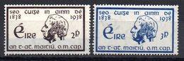 Serie  Nº 73/4  Irlanda - Nuevos