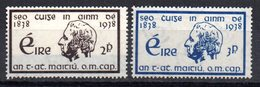 Serie  Nº 73/4  Irlanda - 1937-1949 Éire