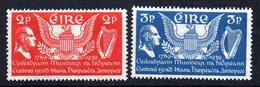 Serie  Nº 75/6  Irlanda - 1937-1949 Éire