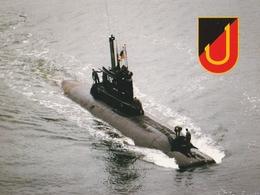 Cartolina  - Postcard /  Non Viaggiata -  Unsent -  U Boot U 11 - Sottomarini