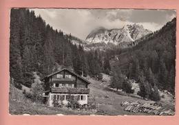 OLD POSTCARD -  SWITZERLAND - PRILET SUR ST. LUC - REST. VIEUX CHALET - VS Wallis