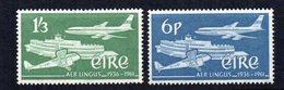 Serie  Nº 148/9  Irlanda - 1949-... República Irlandése