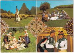 Stredoslovenské Kroje - Costume National / Trachten -  (CSSR) - Slowakije
