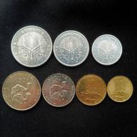 Djibouti Coins Set. 1 Set Of 6 Coins. UNC - Dschibuti