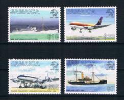 Jamaica 1999 UPU Mi.Nr. 925/28 Kpl. Satz ** - Jamaica (1962-...)