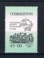 Usbekistan 1999 UPU Mi.Nr. 214 ** - Usbekistan