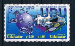 El Salvador 1999 UPU Mi.Nr. 2173/74 Kpl. Satz ** - El Salvador