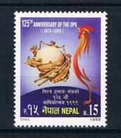 Nepal 1999 UPU Mi.Nr. 691 ** - Nepal