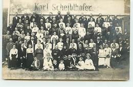 PISCHELSDORF - Karl Scheiblhoofer - Photo De Groupe - RPPC - Other