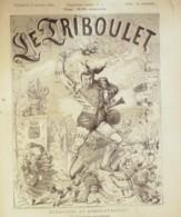 LE TRIBOULET-1882- 2-BRELAY-DE LA ROCHEJACQUELEIN-CRAC BLASS - 1900 - 1949