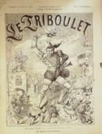 LE TRIBOULET-1882- 3-Gal De LADMIRAULT-PEYRAT-VITELLIUS-BLASS CRAC - 1900 - 1949