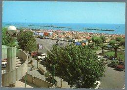 °°° Cartolina N. 90 S. Benedetto Del Tronto Porto D'ascoli La Rotonda Sul Mare Viaggiata °°° - Ascoli Piceno