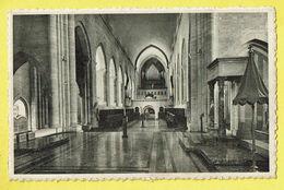 * Orval (Florenville - Luxembourg - La Wallonie) * (Nels, Ern Thill) Abbaye ND De Orval, Intérieur Basilique, Abdij - Florenville