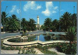 °°° Cartolina N. 91 S. Benedetto Del Tronto Fontana Del Lungomare E Faro Viaggiata °°° - Ascoli Piceno