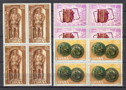 Spain 1968 - Legio VII Gemina Ed 1871-73 Bloq (**) - 1961-70 Nuevos & Fijasellos