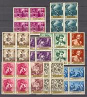 Spain 1968 - Fortuny Ed 1854-63 Bloque (**) - 1961-70 Nuevos & Fijasellos