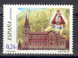 Spain 2001 - Covadonga Ed 3814 (**) - 1931-Hoy: 2ª República - ... Juan Carlos I