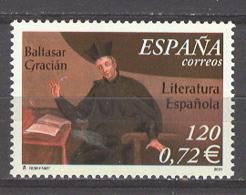 Spain 2001 - Literatura Ed 3808 (**) - 1931-Hoy: 2ª República - ... Juan Carlos I