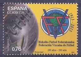 Spain 2014. Federacion Vizcaina. Ed: 4889 Mnh(**) - 1931-Hoy: 2ª República - ... Juan Carlos I