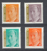Spain 1993. Basica  Ed 3259-62 (**) - 1931-Hoy: 2ª República - ... Juan Carlos I