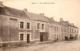 13563940 Quilly_Loire-Atlantique Côté De La Place Quilly_Loire-Atlantique - Sin Clasificación