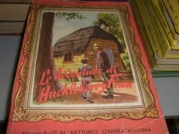 LIBRO LE AVVENTURE DI HUCKLEBERRY FINN -EDIZIONI A&G.M NETTUNO OMNIA - Klassiekers