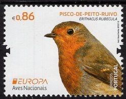Portugal - 2019 - Europa CEPT - National Birds - Mint Stamp - 1910-... Republic