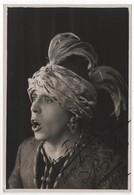Photo Originale Dédicace Autographe Signature Ténor Opéra Comique à Identifier Par Eck Alger - Fotos Dedicadas