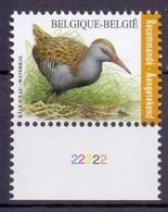 4671 WATERRAL BUZIN VOGEL Plaatnummer 2  POSTFRIS** 2017 - 1985-.. Birds (Buzin)