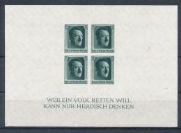 Deutsches Reich Block 8 ** Mi. 210,- - Germany