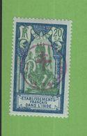 """Faux Inde N° 230L Surchargé """"FRANCE TOUJOURS"""" Gomme Charnière - Inde (1892-1954)"""