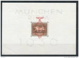 Deutsches Reich Block 10 ** Mi. 180,- - Germany