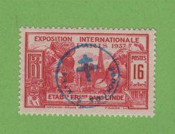 """Faux Inde N° 230Z 16 Ca Surchargé """"FRANCE TOUJOURS"""" Gomme Charnière - India (1892-1954)"""