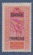 SOUDAN            N° YVERT  :  28   NEUF SANS GOMME        ( SG     1/31  ) - Soudan (1894-1902)