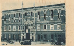 BRINDISI-INTERNATIONAL HOTEL-CARTOLINA NON VIAGGIATA -ANNO 1920-1930 - Brindisi