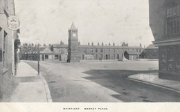 WAINFLEET , Lincolnshire , England , 1905 ; Market Place - England