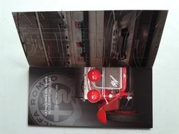 Dep056 Alfa Romeo Arese Milano La Macchina Del Tempo Museo Storico Vintage Auto Old Museum Car Voiture F1 Sport - Pubblicitari