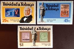 Trinidad & Tobago 1979 Rowland Hill MNH - Trinidad & Tobago (1962-...)