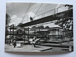 19A - Expo Universelle Bruxelles 1958 Epicarte Pavillon Allemagne Deutchland Germany - Expositions