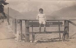 BELLAGIO-COMO-LAGO DI COMO-BELLISSIMA CARTOLINA VERA FOTOGRAFIA VIAGGIATA IL 18-6-1920 - Como