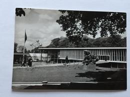 19A - Expo Universelle Bruxelles 1958 Epicarte Pavillon Allemagne, Deutchland Germany - Expositions