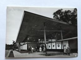 19A - Expo Universelle Bruxelles 1958 Epicarte Pavillon Japon Japan - Expositions